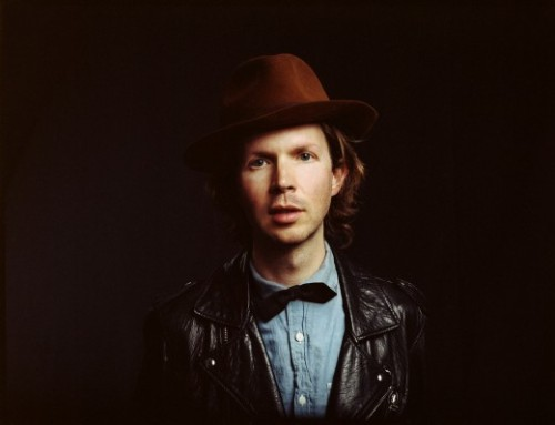 "NEW BECK SONG: ""I WON'T BE LONG"""