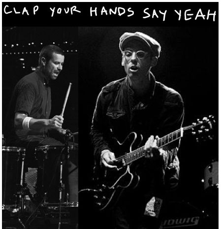 CLAP YOUR HANDS SAY YEAH RELEASES EP