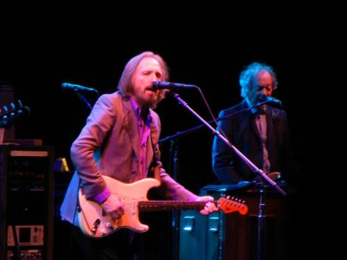 TOM PETTY IN SARATOGA, N.Y.