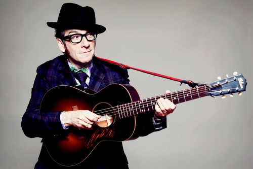 ELVIS COSTELLO TO PERFORM AT KIRBY CENTER