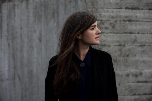"NEW JULIANNA BARWICK VIDEO:  ""ONE HALF"""