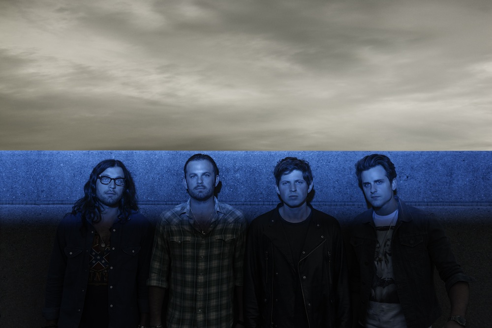 "NEW KINGS OF LEON VIDEO:  ""SUPERSOAKER"""