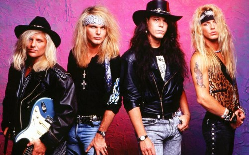 MY BACK PAGES:  POISON