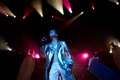 JANE'S ADDICTION HIGHLIGHTS UPROAR KICKOFF