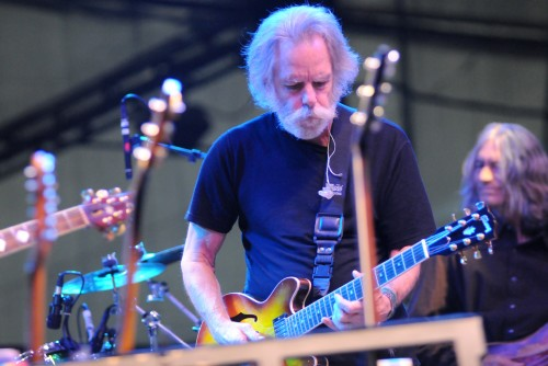 DAY 3:  NOW WEIR TALKIN'