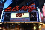 WINERY DOGS 'ELEVATE' NEW YORK IN U.S. DEBUT