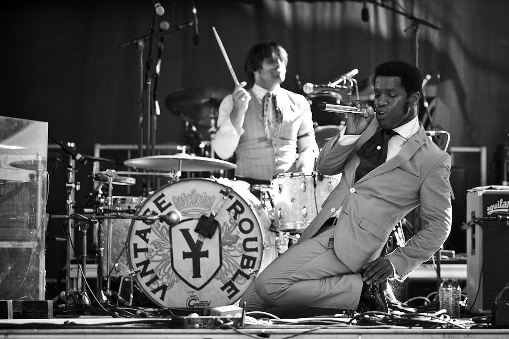 PHOTO GALLERY:  VINTAGE TROUBLE IN OAKLAND