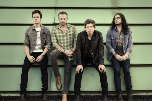 "KINGS OF LEON'S ""ALWAYS SUNNY"" ALBUM TRAILER"