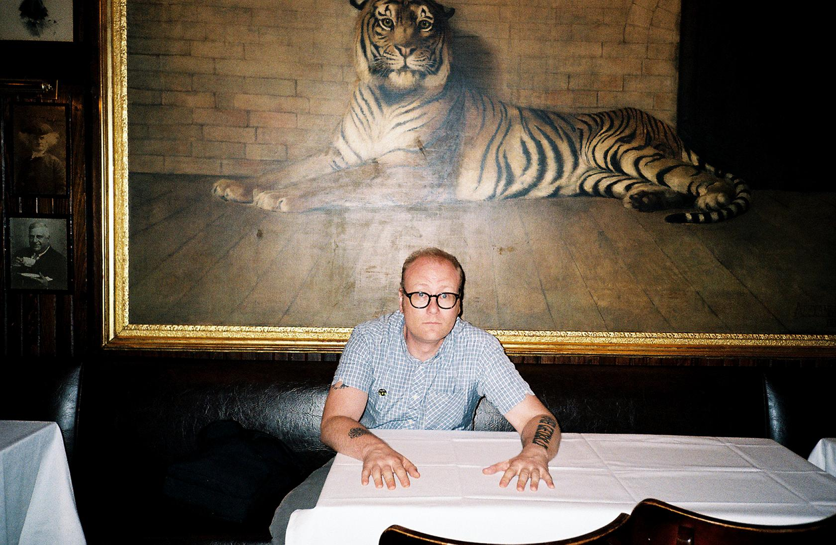 MIKE DOUGHTY REVISITS SONGS OF SOUL COUGHING