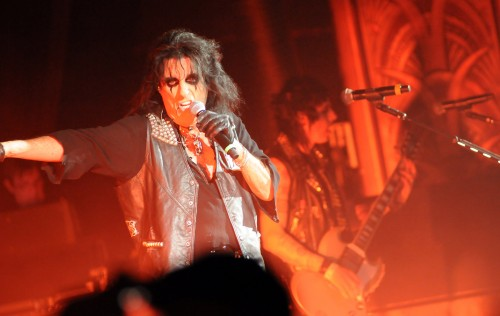 ALICE COOPER'S NIGHTMARE ON MARKET STREET