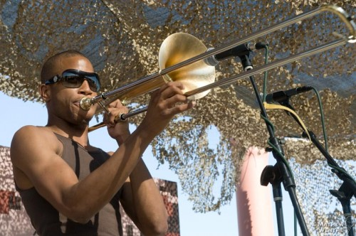 TROMBONE SHORTY TO PERFORM AT KIRBY CENTER