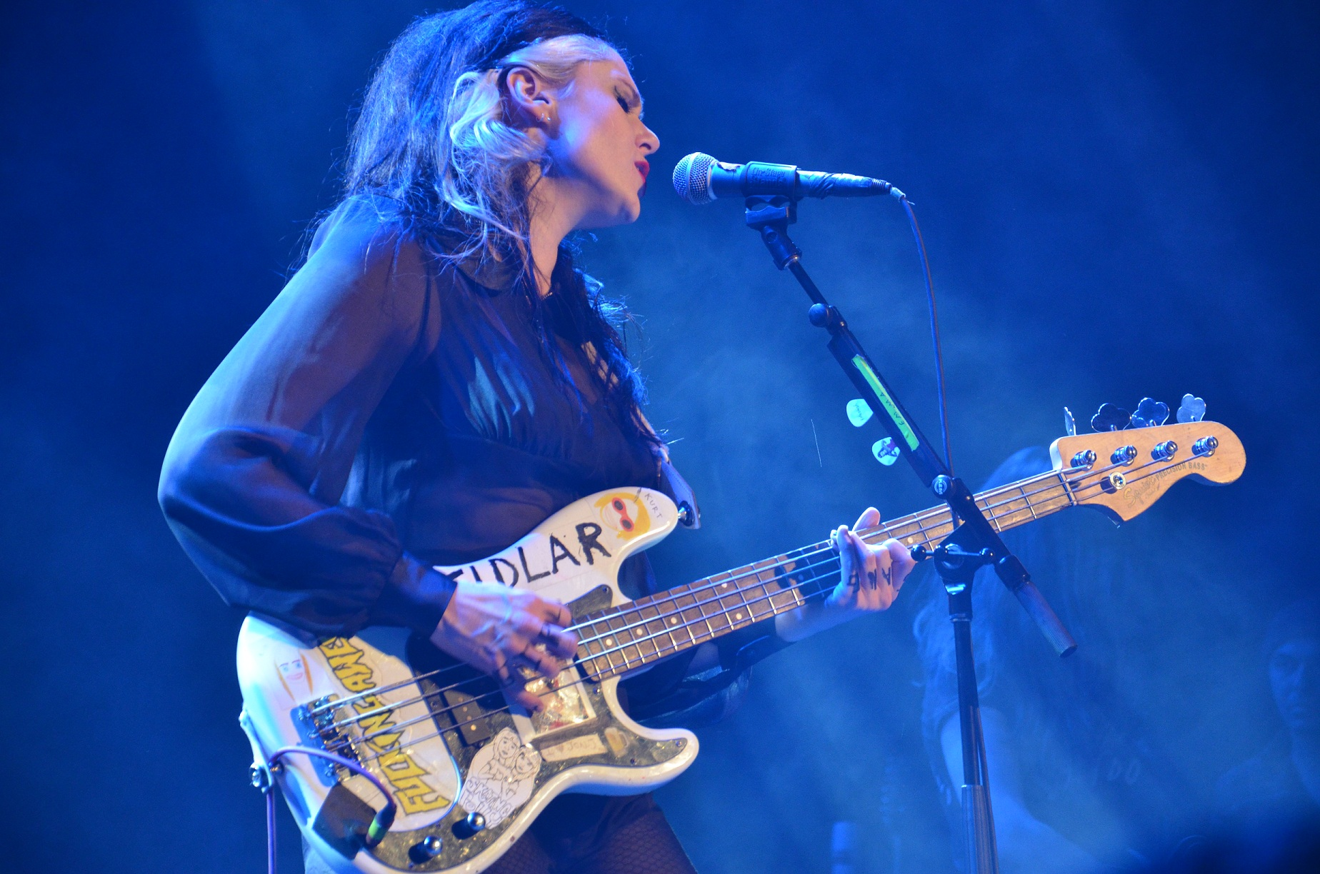 KATE NASH LEADS GIRL POWER CHARGE AT UNION TRANSFER