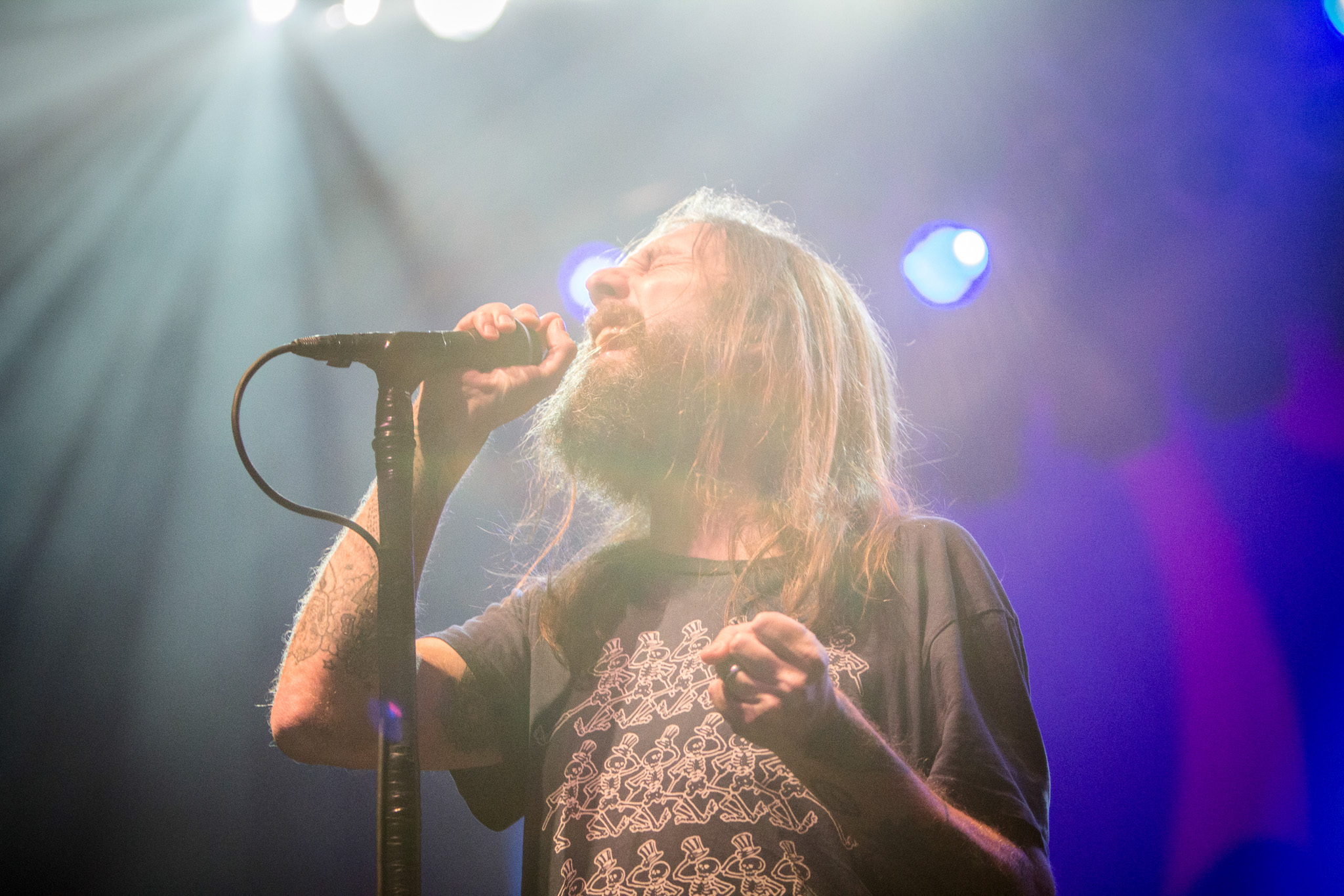 PHOTO GALLERY:  BLACK CROWES IN BETHLEHEM