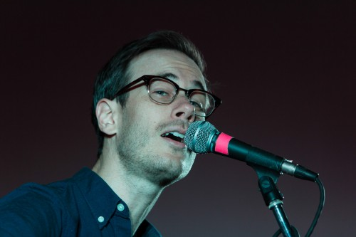 HELLOGOODBYE FRONTMAN AT FUZZ 92.1