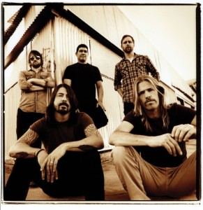 FOO FIGHTERS COULD PLAY YOUR GARAGE