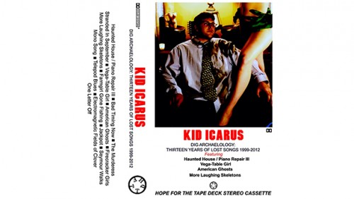 KID ICARUS  READIES CASSETTE COMPILATION