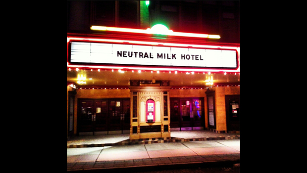 NEUTRAL MILK HOTEL'S SURREAL STATE THEATRE SERENADE
