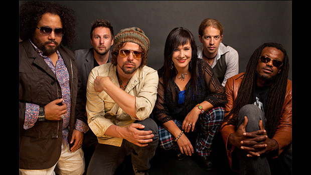 RUSTED ROOT BRINGS 'THE MOVEMENT' TO SHERMAN