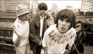STONE ROSES REUNION REPORTS SWIRL