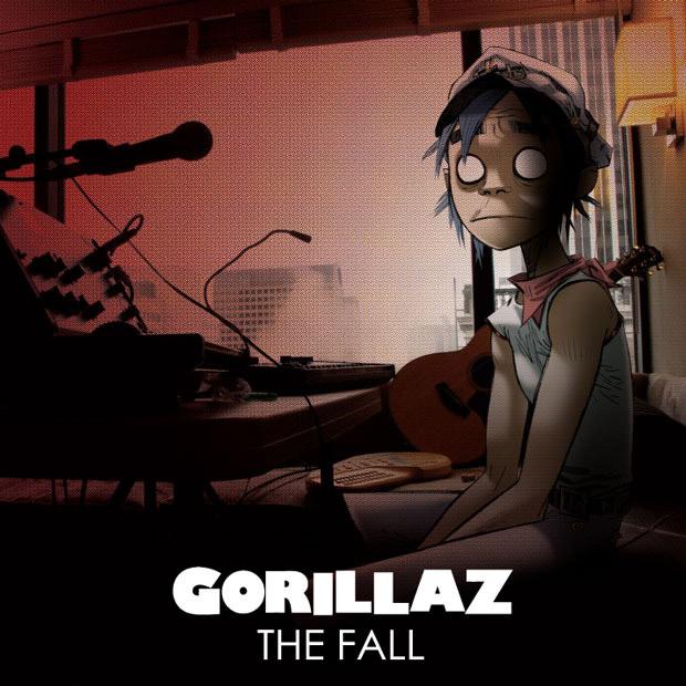 """ALBUM REVIEW: GORILLAZ — """"THE FALL"""""""