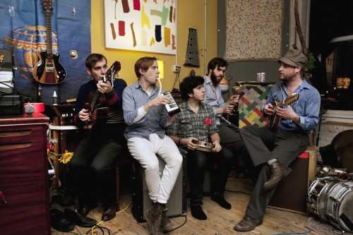 DR. DOG TO TOUR IN FALL, RELEASE NEW ALBUM NEXT YEAR