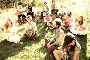 MUMFORD & SONS, EDWARD SHARPE, OLD CROW BOOK RAILROAD REVIVAL