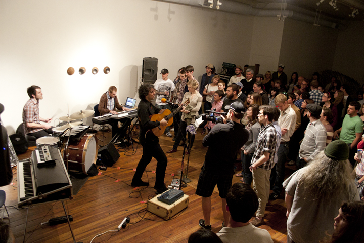 PHOTO GALLERY: LEWIS & CLARKE, MIKE QUINN AT AFA GALLERY