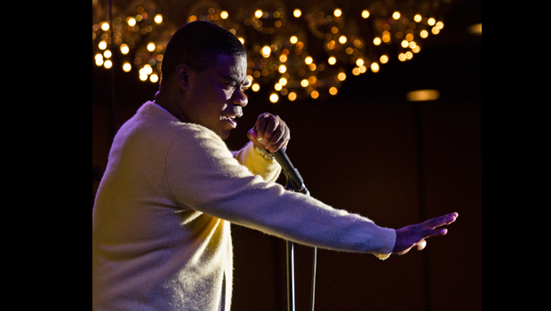 "TRACY MORGAN:  ""THERE'S COMEDY IN EVERYTHING"""