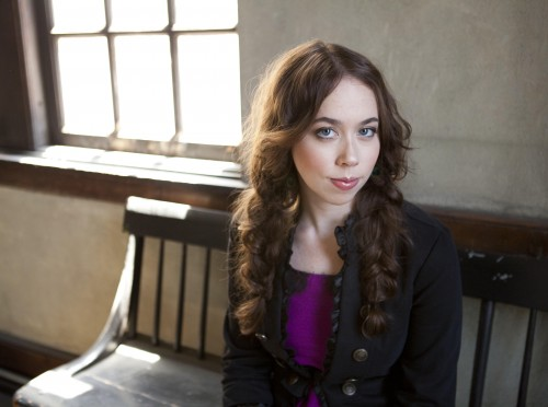 "SARAH JAROSZ:  ""I SORT OF PINCH MYSELF"""
