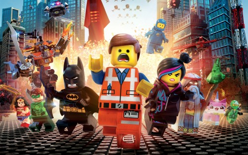 """THE LEGO MOVIE"" ATTEMPTS TO MAKE COMMERCE INTO ART"