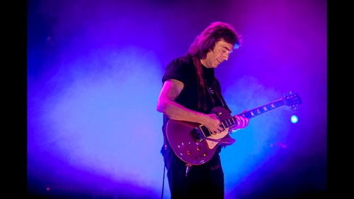 STEVE HACKETT'S BREATHTAKING GENESIS RESURRECTION