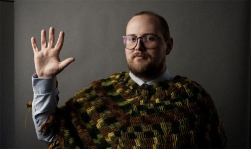DAN DEACON AND HIS AUDIENCE SHARE THE SPOTLIGHT