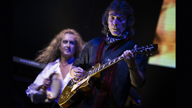 STEVE HACKETT REVISITS THE DREAM OF CLASSIC GENESIS