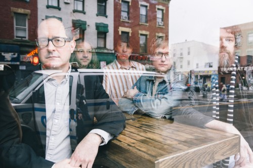 "THE HOLD STEADY'S ""MASSIVE NIGHT"" IN ITHACA"