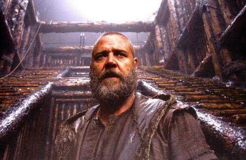 "ARONOFSKY'S ""NOAH"" IS DARING, FLAWED AND AMBITOUS"