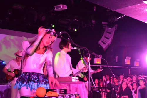 OF MONTREAL AT LE POISSON ROUGE