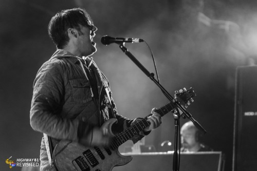 MODEST MOUSE BLENDS QUIRKY WITH CATCHY AT STEELSTACKS