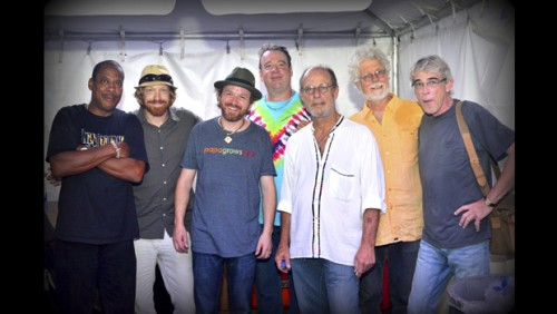 NEW ORLEANS SUSPECTS, LITTLE FEAT DUO FUNK UP ARDMORE