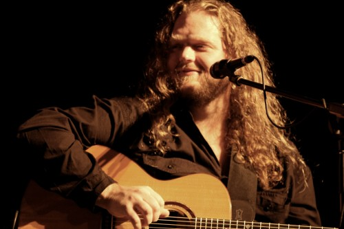 BLUESY MATT ANDERSEN BRINGS TOUR TO TIN ANGEL