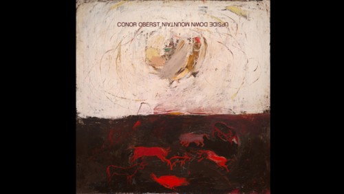 "CONOR OBERST SHOWS MATURITY ON ""UPSIDE DOWN MOUNTAIN"""