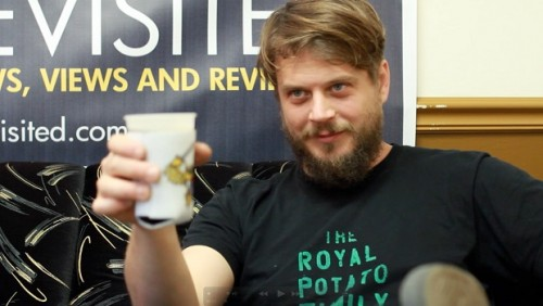 VIDEO:  MARCO BENEVENTO TALKS UPCOMING ALBUM, RECORD LABEL AND FINDING HIS VOICE