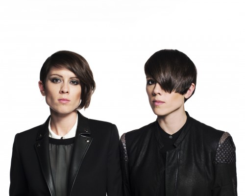 AUDIO: TEGAN & SARA EMBRACE GROWING SUCCESS