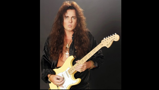 YNGWIE MALMSTEEN:  STILL A FORCE TO BE RECKONED WITH