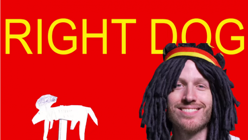 "EXCLUSIVE:  ""REGGAE DOG II:  REFLECTION"""