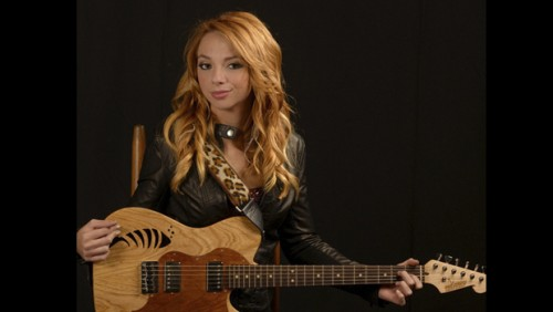 RISING ARTIST SAMANTHA FISH FOLLOWS BLUES PATH