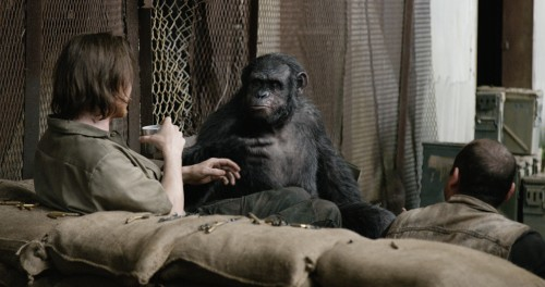 "EPIC ""DAWN"" CONTINUES STUNNING ""APES"" RESURGENCE"