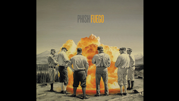 "PHISH'S ""FUEGO"" MIGHT BE BAND'S BEST ALBUM"