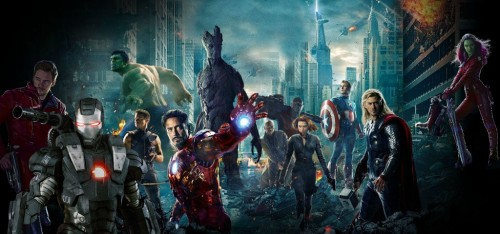 'GUARDIANS' PUTS THE COMIC BOOK BACK IN 'COMIC BOOK MOVIE'
