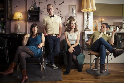 RISING LAKE STREET DIVE LANDS AT INAUGURAL CAMPFIRE FEST