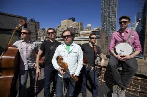 INFAMOUS STRINGDUSTERS' PROFILE CONTINUES TO RISE